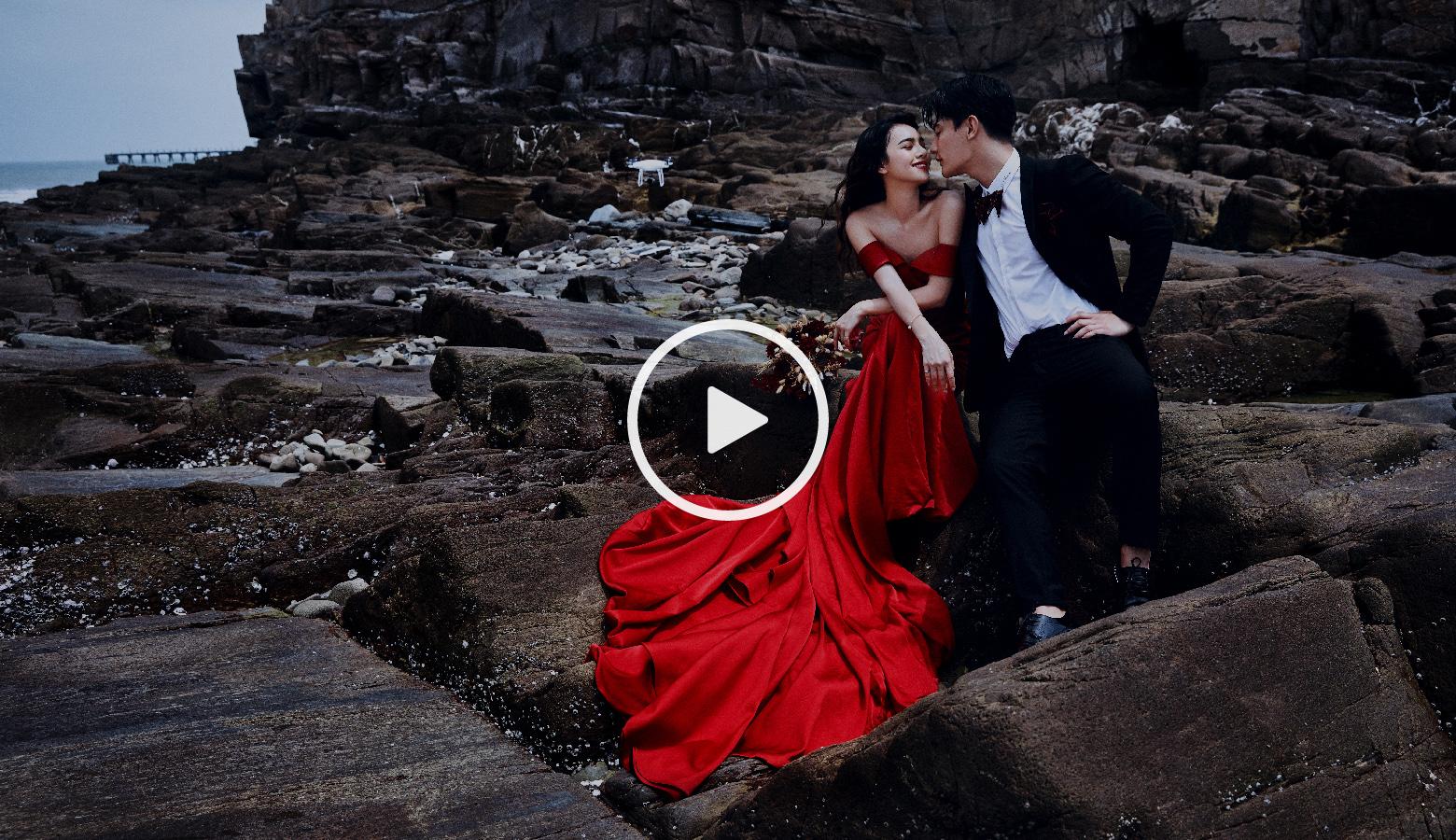 九五至尊vi婚纱摄影-一站式海景私享派