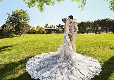 在太原拍摄婚纱照应该如何选择服装