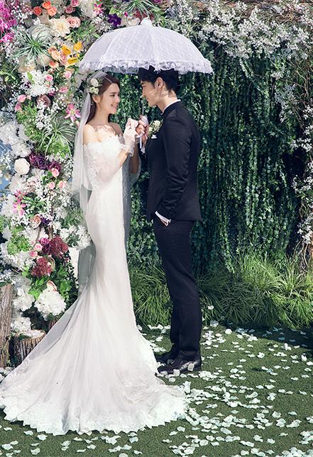 婚礼仪式-浪漫花嫁