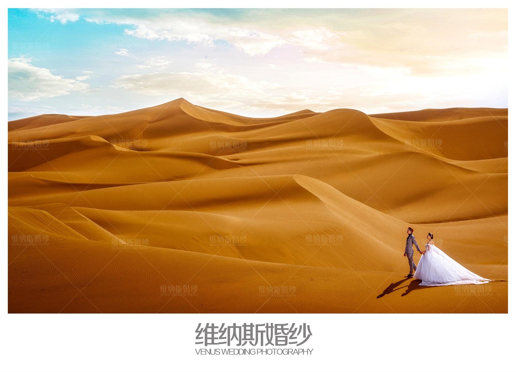 维纳斯-大漠爱情