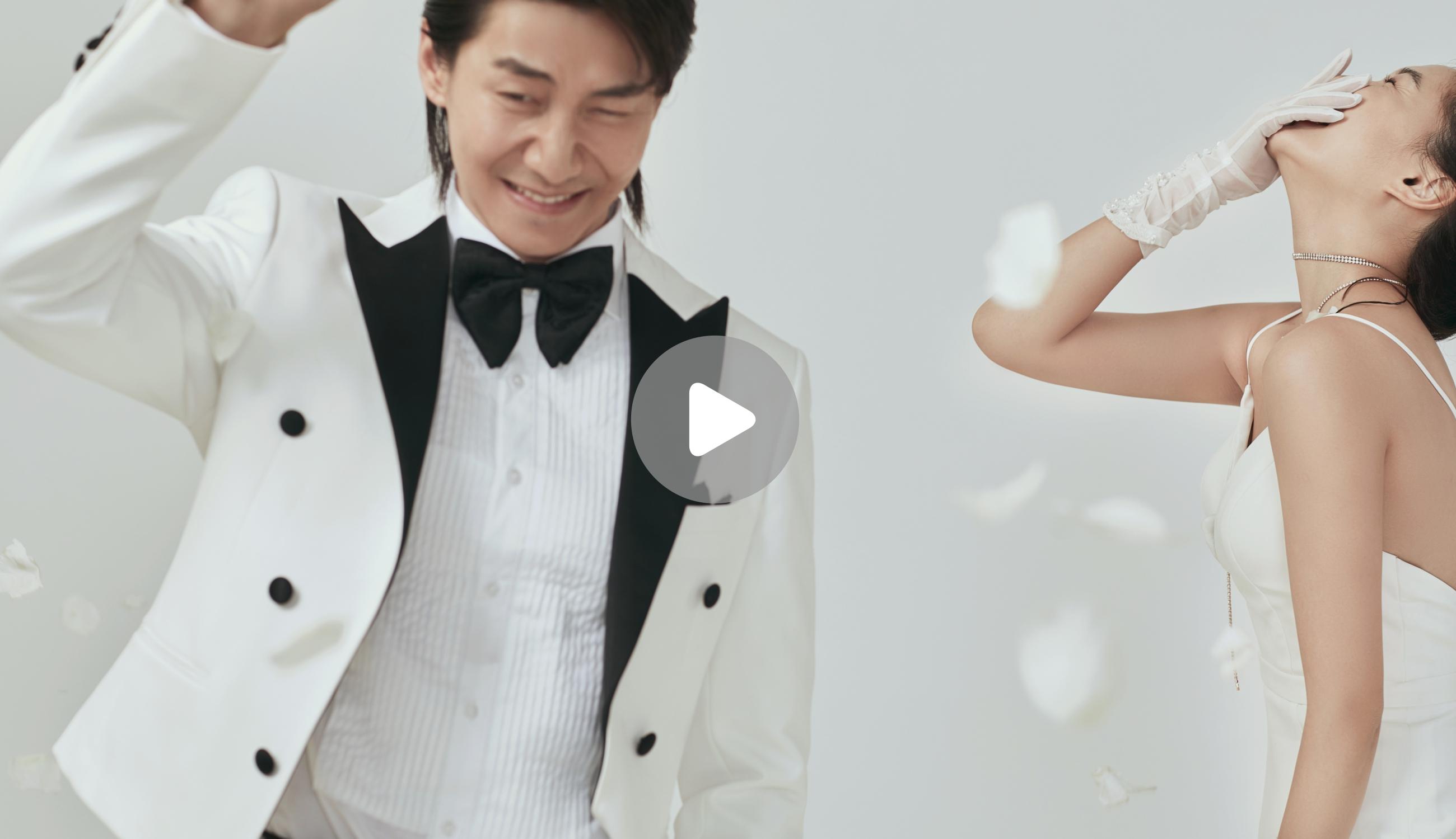 九五至尊vi婚纱摄影-真我系列-MY SIDE