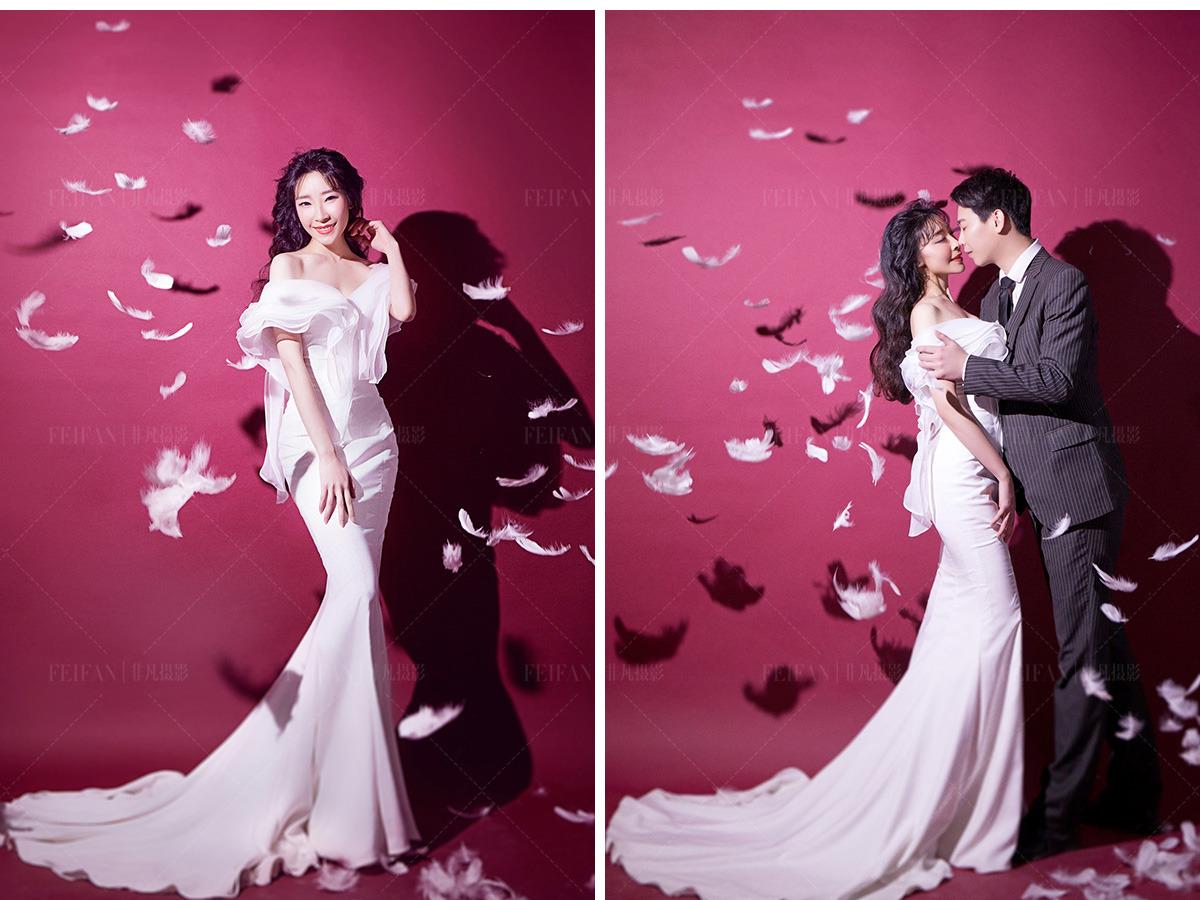 浅谈唯美典雅的欧式婚纱照拍摄技巧