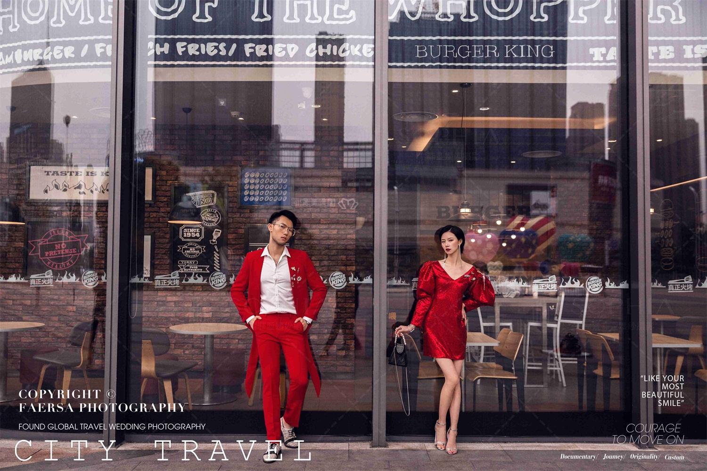Mr张&Miss李