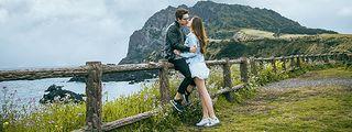 韩剧蜜月圣地-济州岛