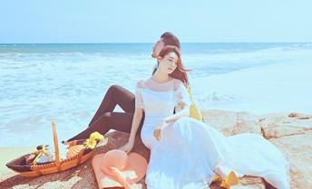 温馨浪漫-粉裙