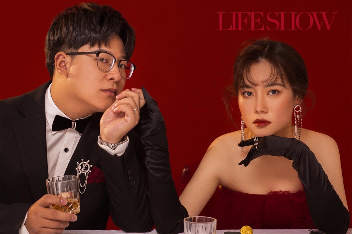 Mr陈&Miss章