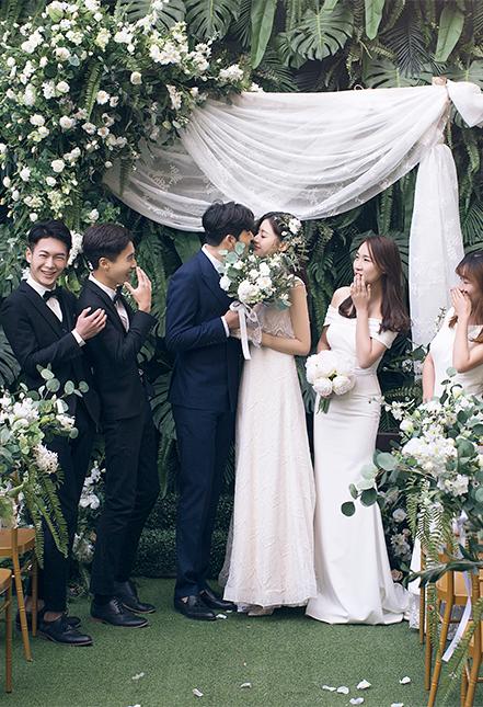 婚礼仪式-一吻永恒