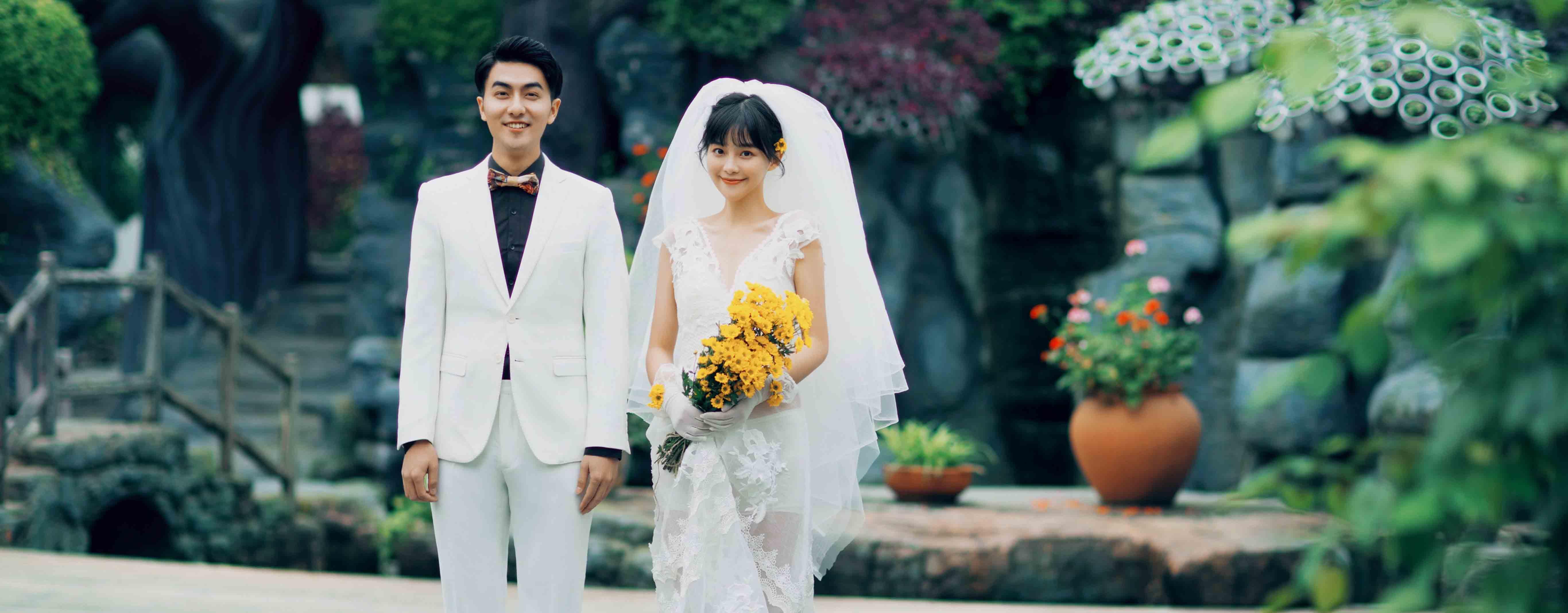 太原婚纱照哪家拍的好