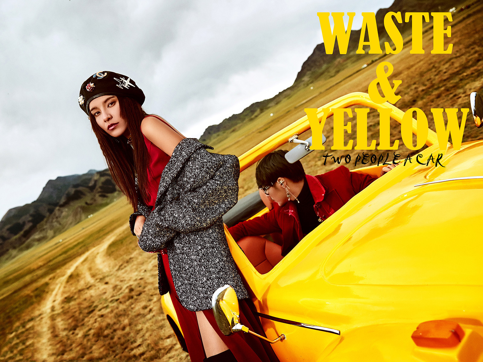 WASTE&YELLOW
