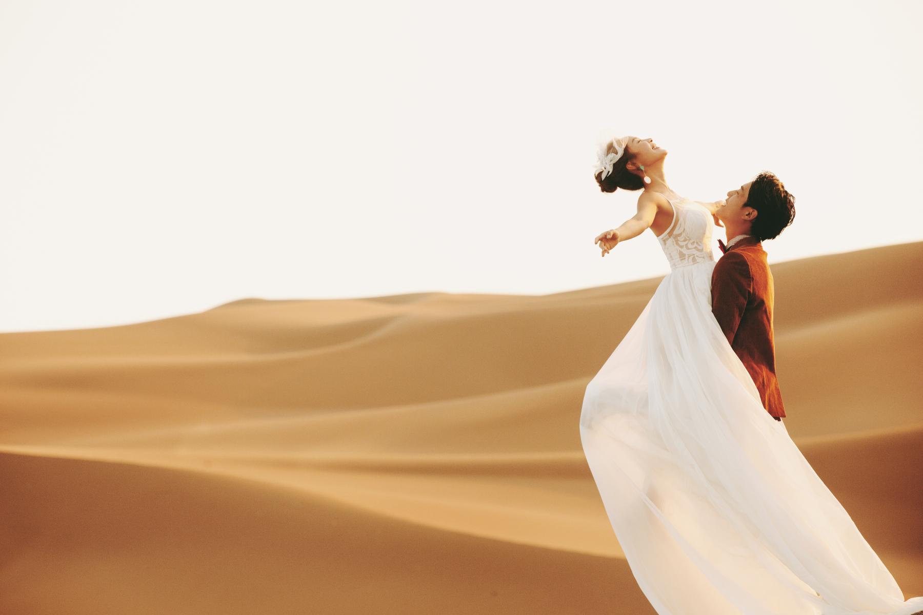 西域大漠旅拍
