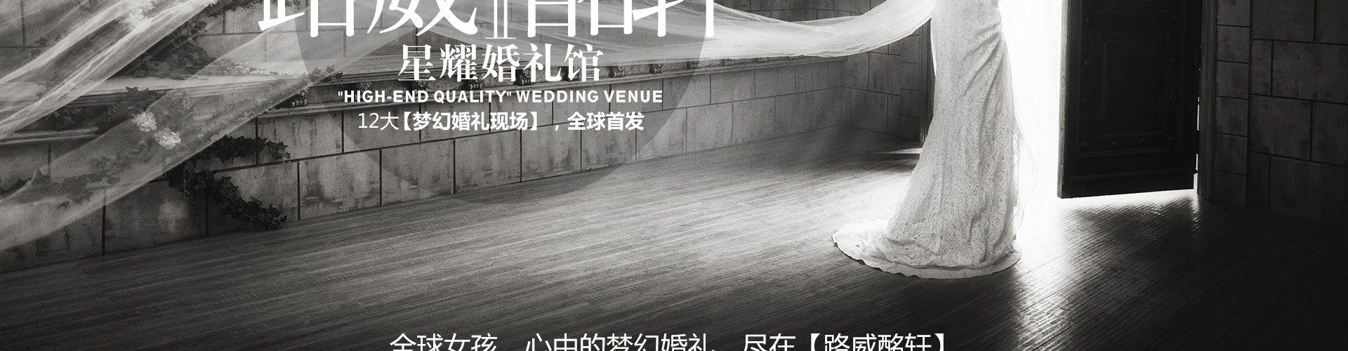 十二大梦想婚礼现场《路威酩轩》2