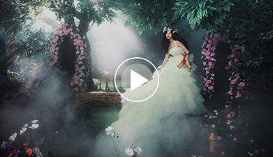 永恒婚纱摄影-唯美森灵系