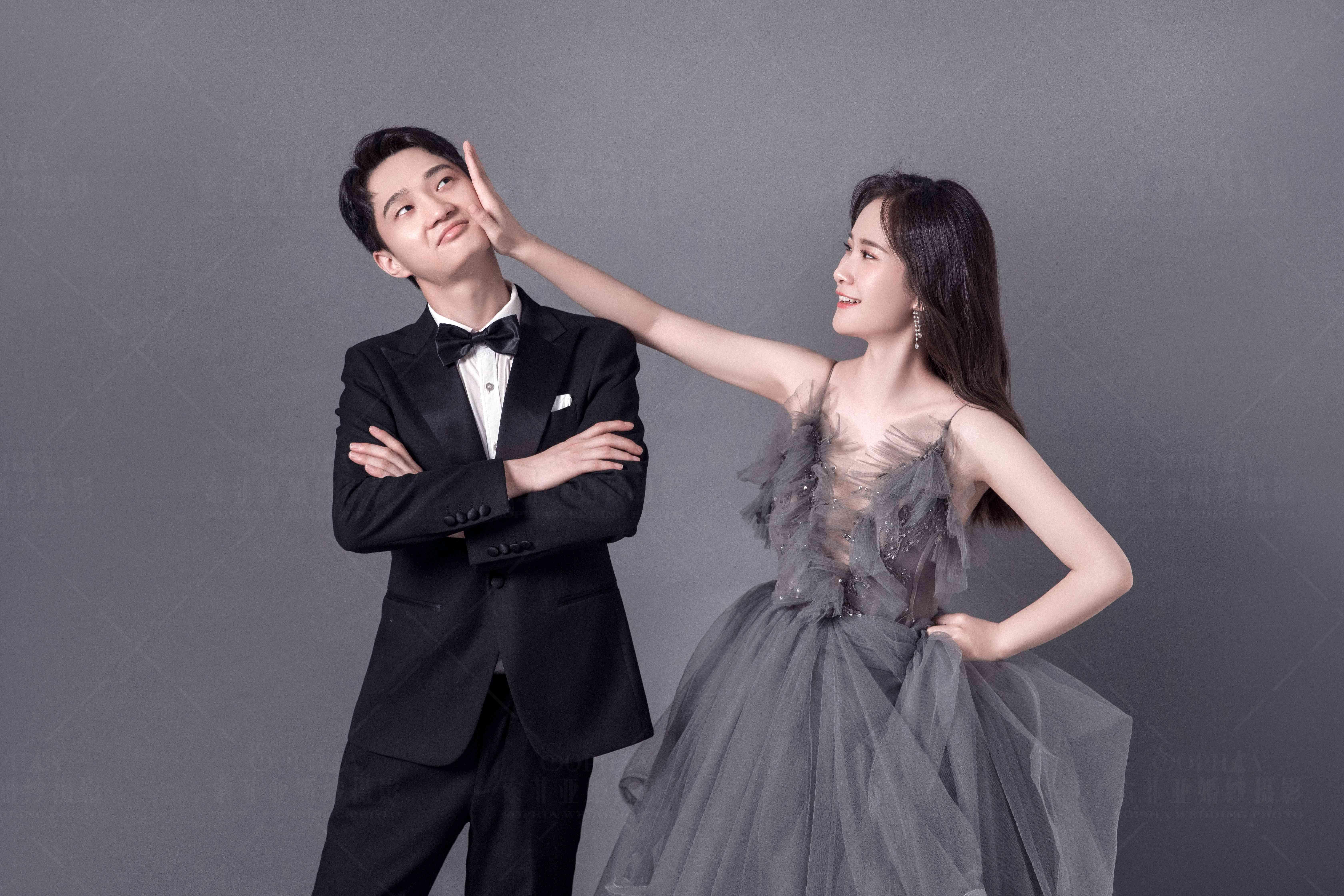MR张 &MRS丁