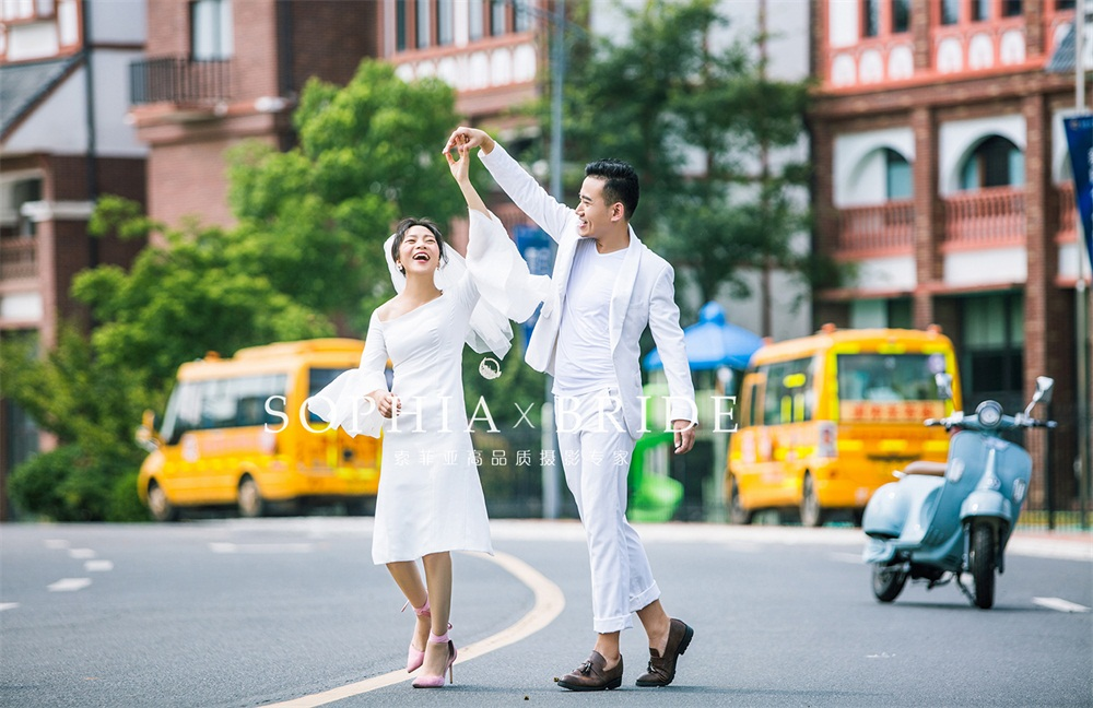 MR陶&MRS王