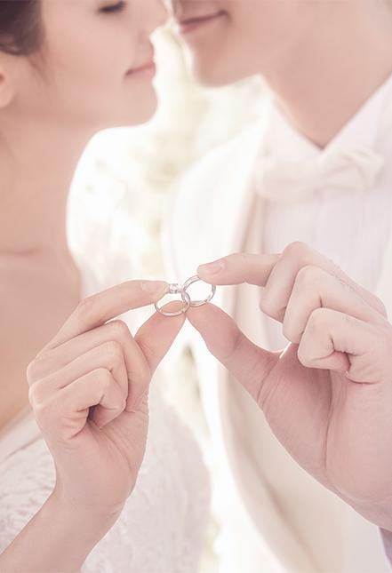 婚礼仪式-一生唯一