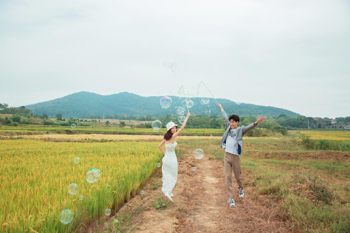 Mr王&Miss马