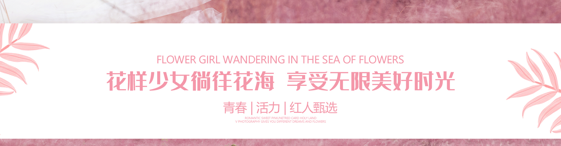 《网红花海》