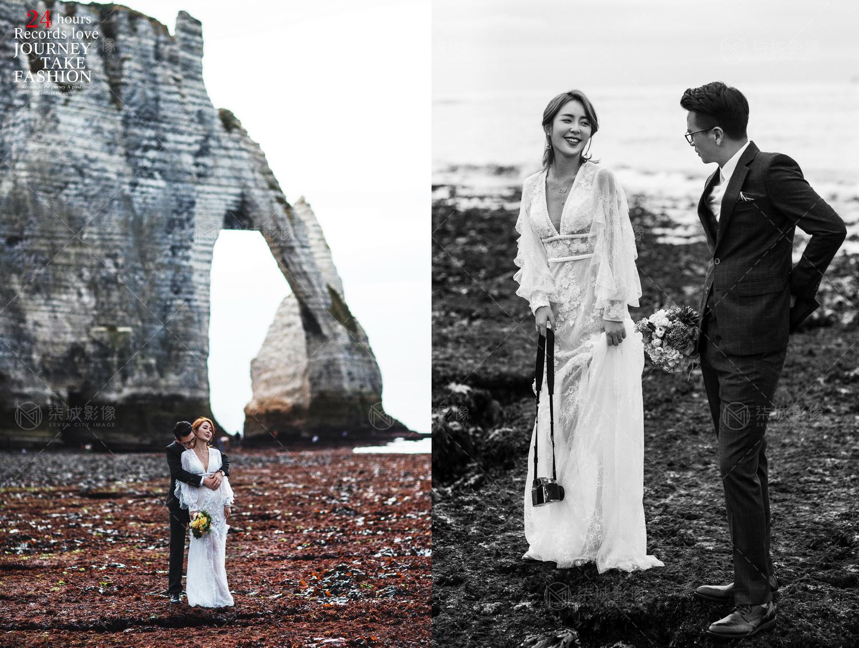 柒城影像法国婚纱照