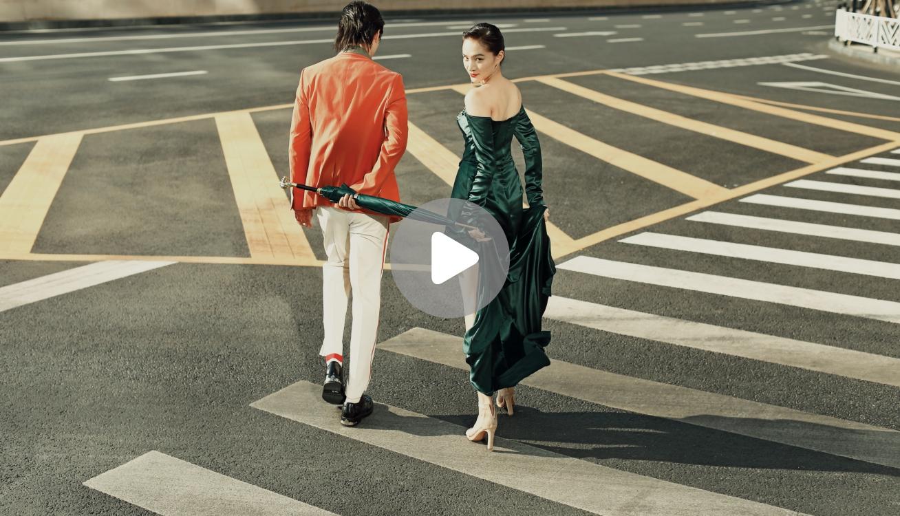 永恒婚纱摄影-色彩系列-幸福轨迹