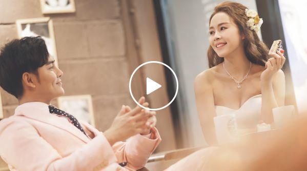爱萌拍摄宣传视频