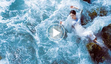 海景婚照拍摄花絮