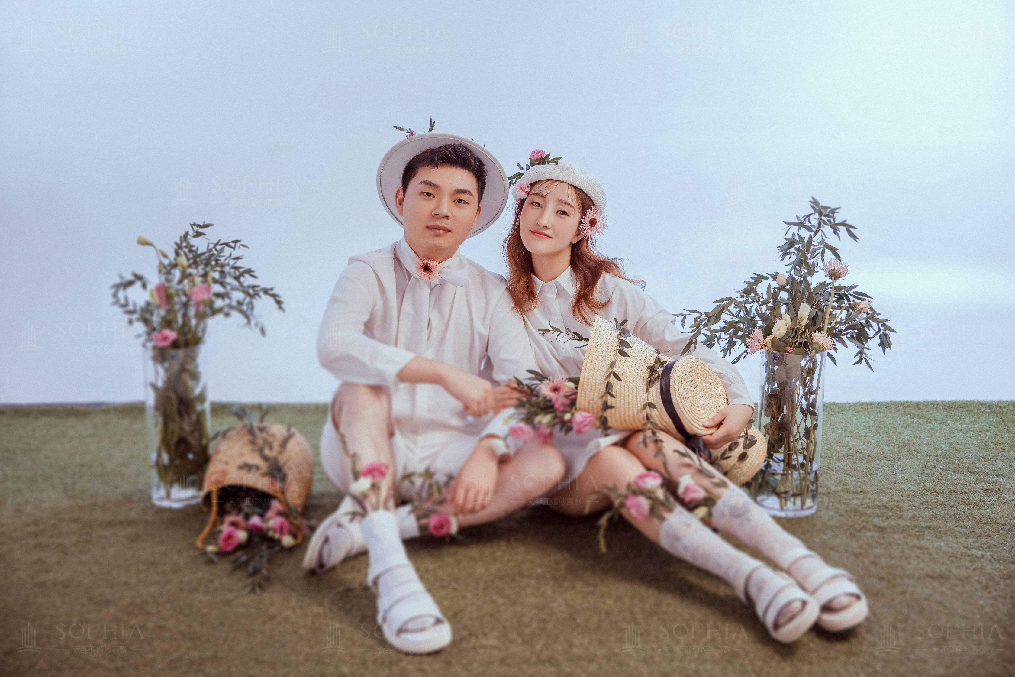 MR黄&MRS张