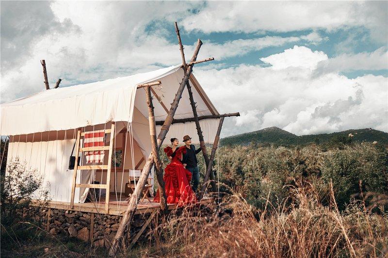 网红打卡地2.0系列 · 云南帐篷