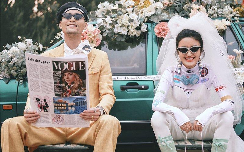 【电影级摄影化妆手法】早春新品Hip-hop romance