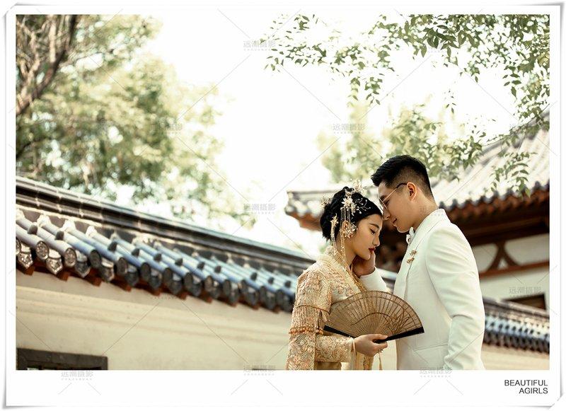 明星高定系列  I  中式婚礼 · 春秋