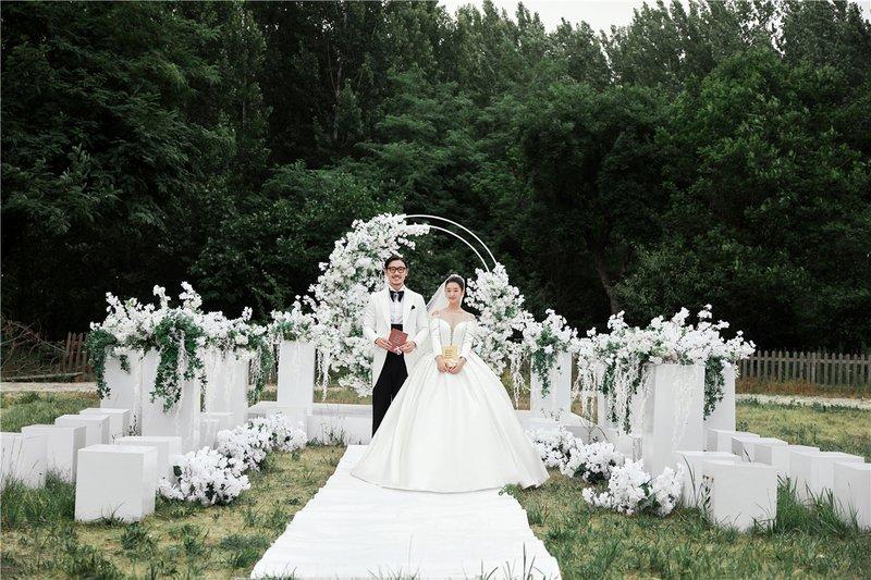 网红打卡地2.0系列 ·  大圆婚礼