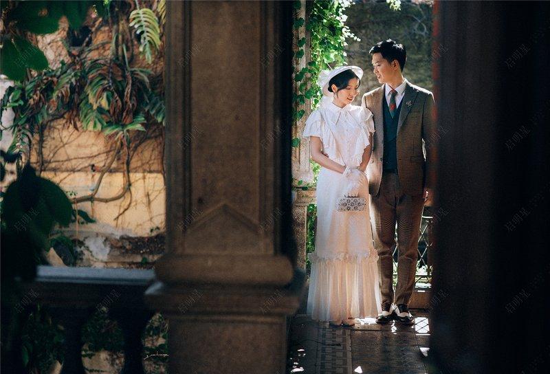 Mr.Zhuang & Mrs.Su