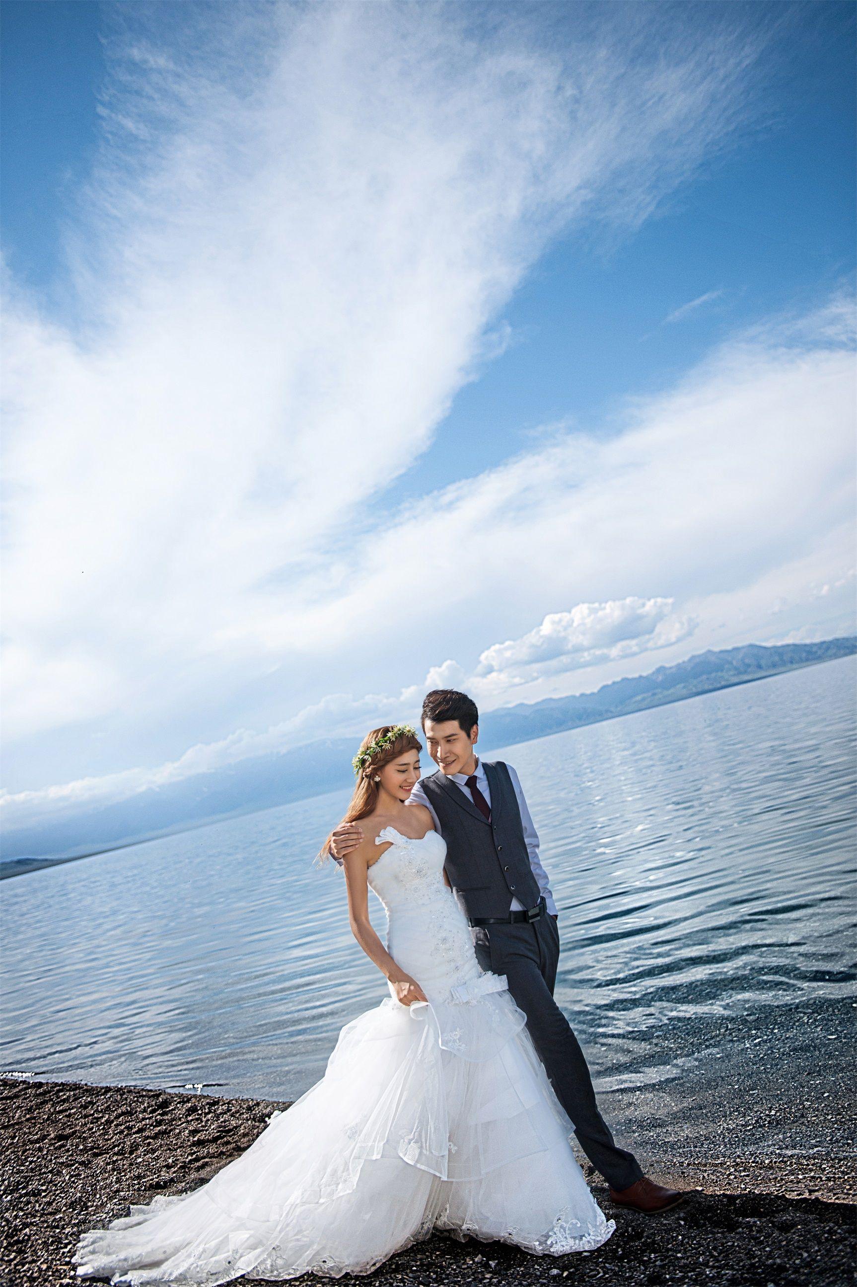 旅拍.赛里木湖